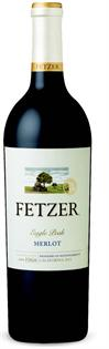Fetzer Merlot Eagle Peak 2015 750ml - Case of 12
